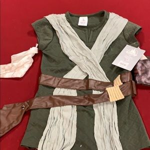 Star Wars Costume- Rey